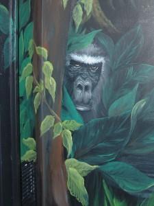 Jungle Bedroom