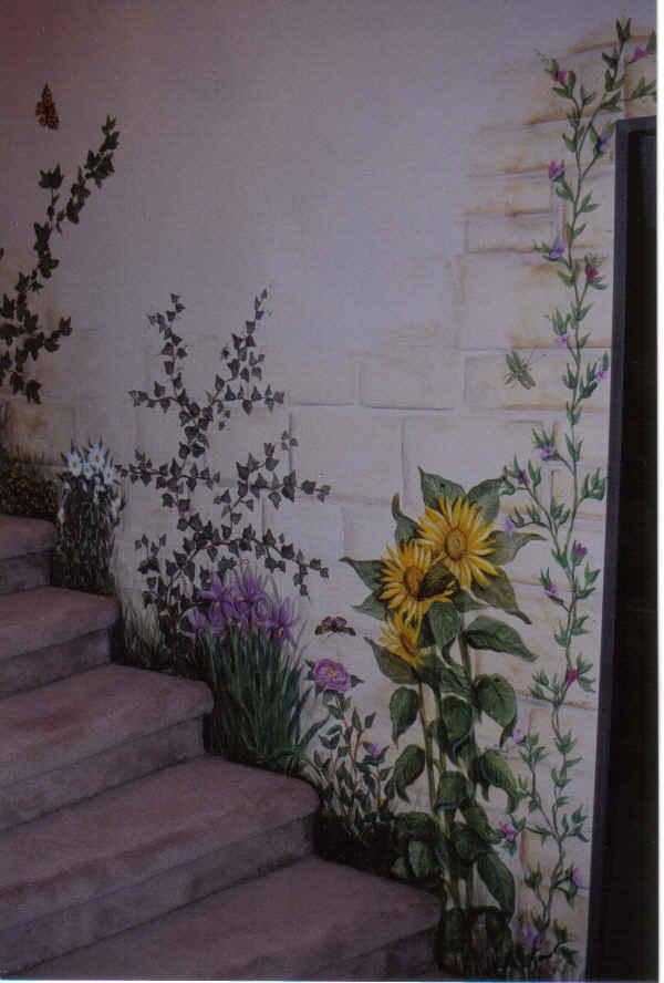Botanical Stairwell